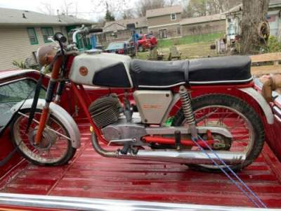 1967 Other Makes Puch Sears Allstate SR125 Red for sale craigslist