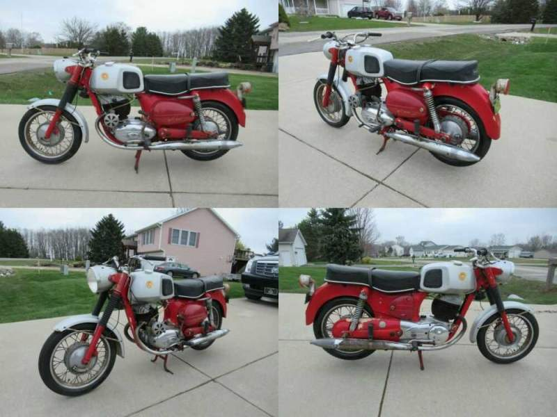 1967 Other Makes SR250 Red for sale craigslist photo