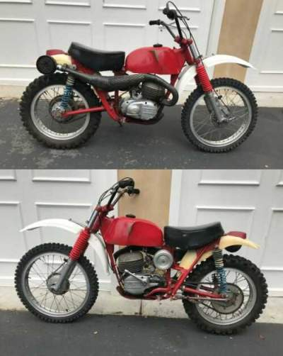 1970 Bultaco 63  for sale craigslist photo