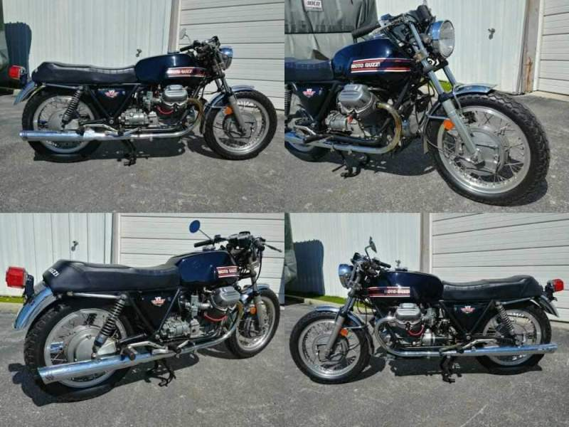 1974 Moto Guzzi V7 Sport  for sale craigslist photo