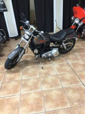 1977 Harley-Davidson Low Rider FXS Gray for sale