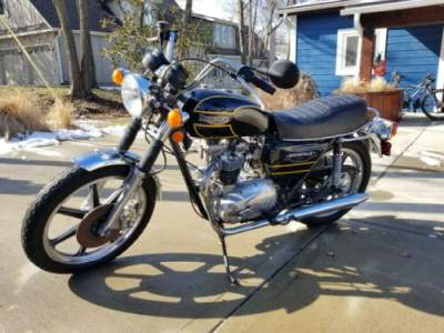 1979 Triumph Bonneville Black for sale craigslist