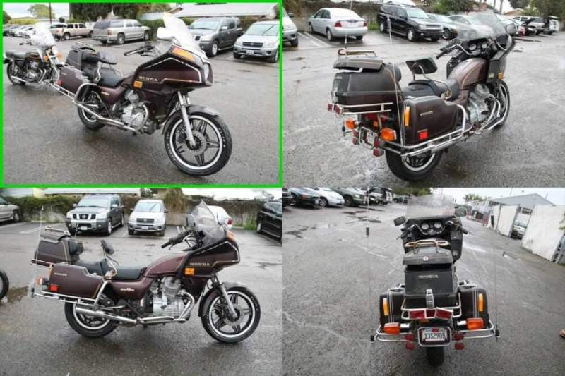 1982 Honda Silver Wing Brown for sale craigslist