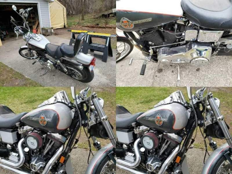 1993 Harley-Davidson Other Silver for sale craigslist