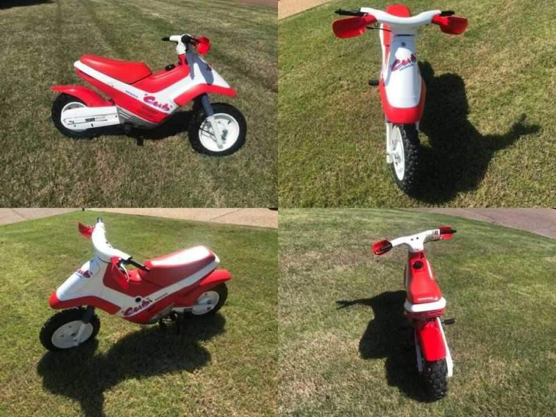 1993 Honda EZ90 Red for sale craigslist