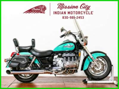 1998 Honda FC6 Valkyrie Teal / Black for sale