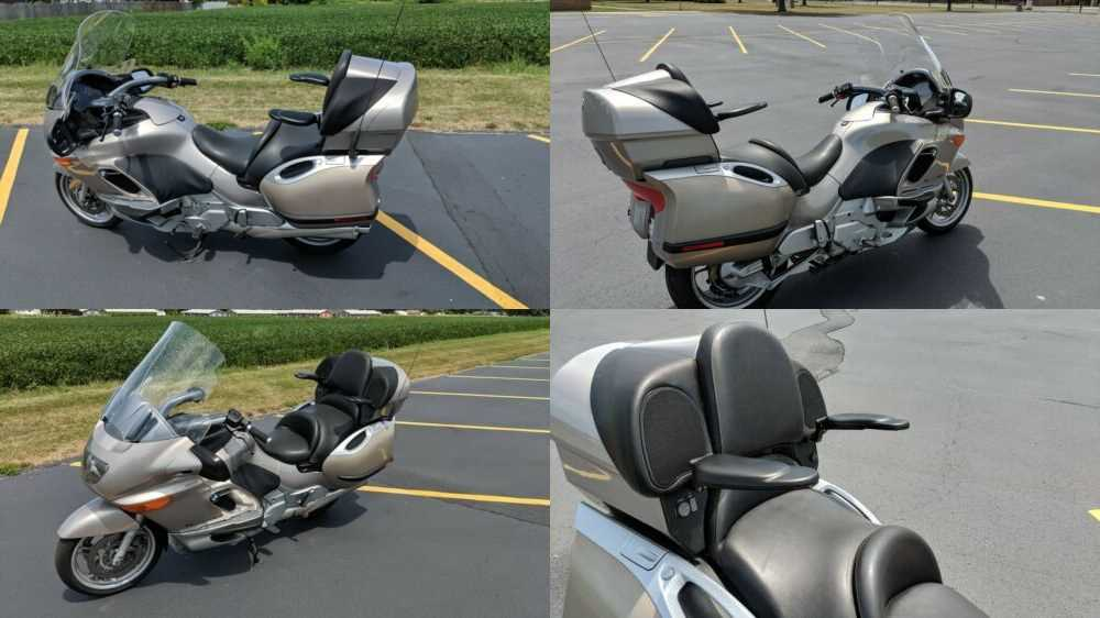 1999 BMW K-Series Champagne for sale