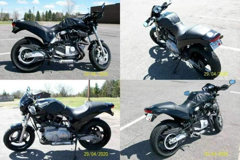 1999 Buell Cyclone Black for sale craigslist photo