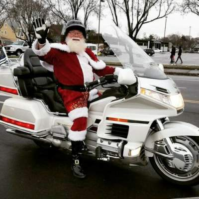 1999 Honda Gold Wing White for sale