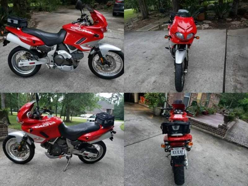 2000 Ducati Other Red for sale craigslist