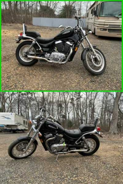 2000 Suzuki Intruder 800 Black for sale craigslist