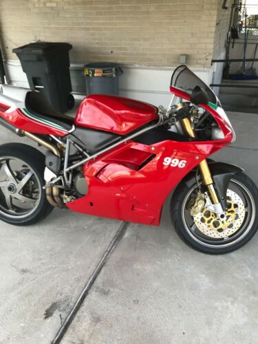 2001 Ducati Superbike Red for sale craigslist