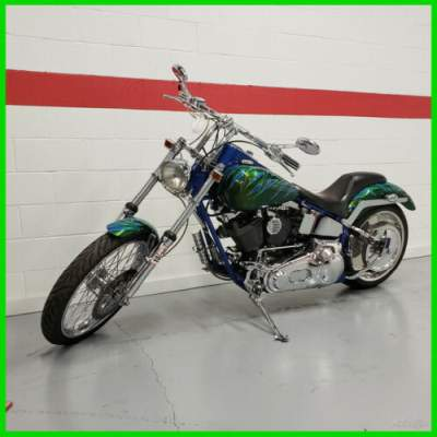 2002 Custom Built Motorcycles Chopper CUSTOM for sale