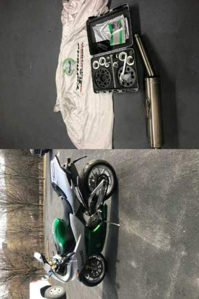 2003 Benelli Tornado TRE 900 LE Green for sale craigslist photo