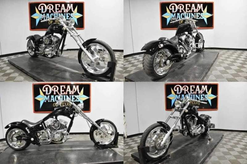 2004 Bourget Black Jack Ace Chopper Black for sale craigslist photo