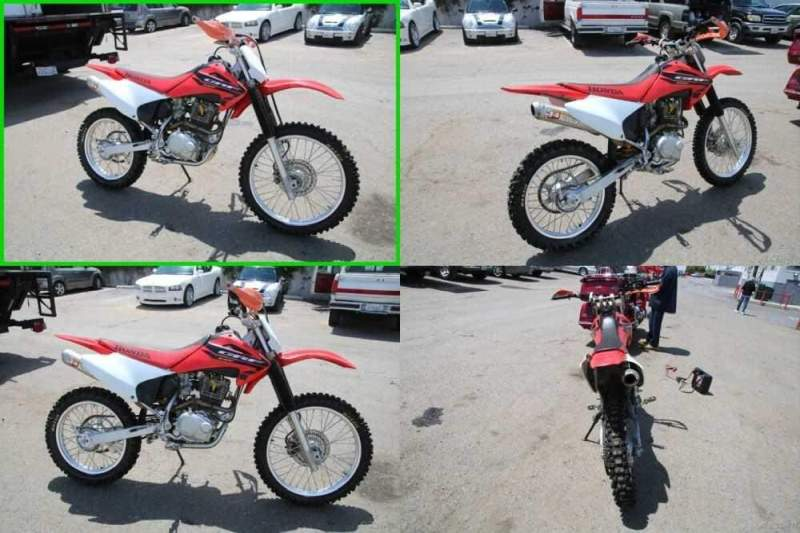2004 Honda CRF 230F Red for sale