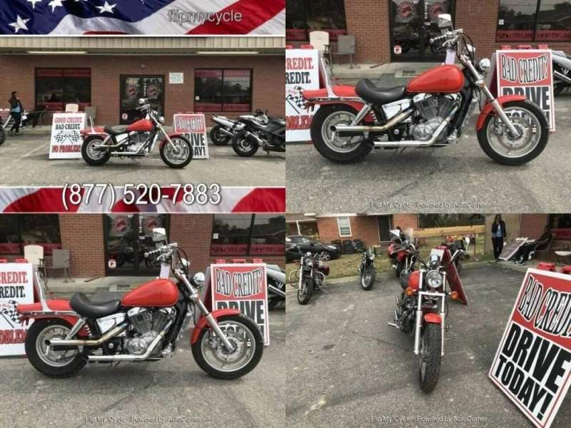 2004 Honda VT1100C - -- Gray for sale