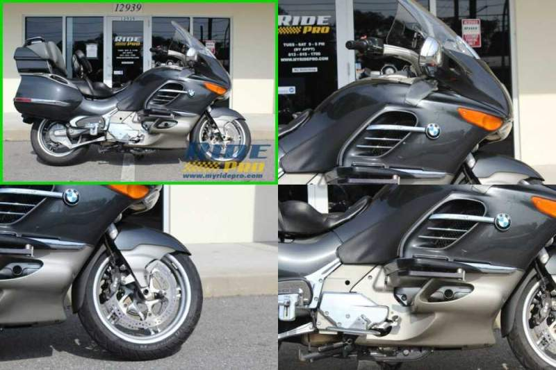 2005 BMW K-Series 1200 LT Silver for sale craigslist