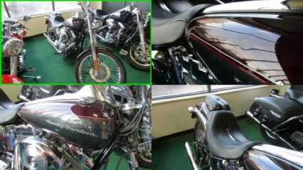 2005 Harley-Davidson SOFTAIL DEUCE DEUCE PURPLE DARK SILVER for sale