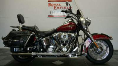 2005 Harley-Davidson Touring LOW MILES NICE BIKE Black for sale