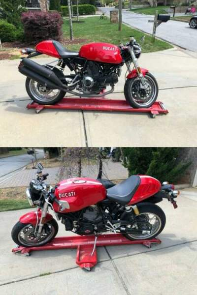 2006 Ducati Sport 1000 for sale craigslist