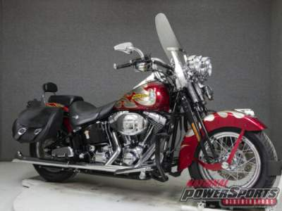 2006 Harley-Davidson Softail SILVER/RED for sale