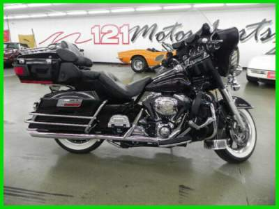2006 Harley-Davidson Touring Ultra Electraglide Burgundy for sale