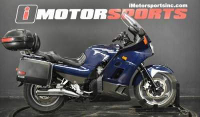 2006 Kawasaki Concours Blue for sale