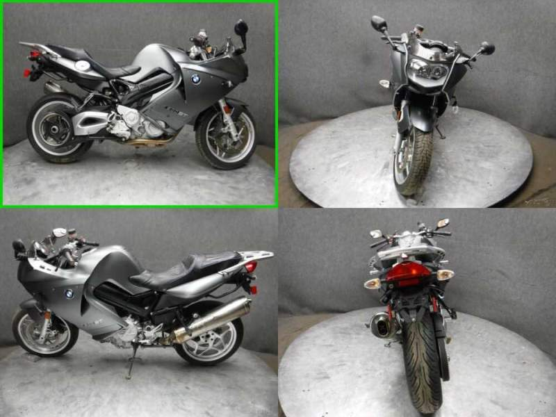 2007 BMW F-Series 800 ST Silver for sale
