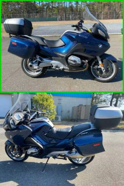 2007 BMW R-Series 1200 RT Blue for sale craigslist