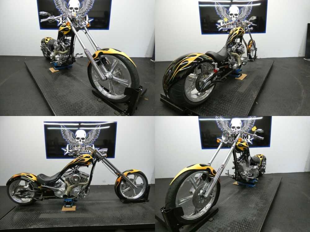 2007 Big Bear Chopper 300 Black for sale craigslist photo