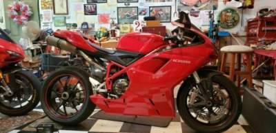 2007 Ducati Superbike Red for sale craigslist