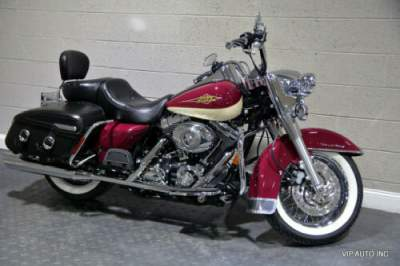 2007 Harley-Davidson FLHRCI Burgundy for sale craigslist