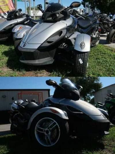 2008 Can-Am spyder -- for sale
