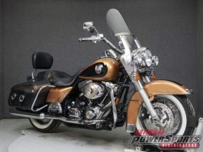 2008 Harley-Davidson Touring ANNIVERSARY COPPER PEARL/VIVID BLACK for sale