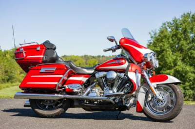 2008 Harley-Davidson Touring Copper Canyon and Stardust Silver for sale