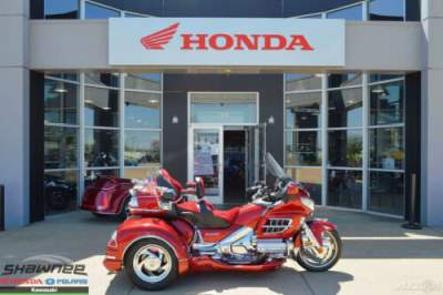 2008 Honda Gold Wing Audio / Comfort / Navi / ABS Audio / Comfort / Navi / ABS Red for sale