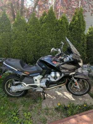 2008 Moto Guzzi Norge 1200 Black for sale craigslist