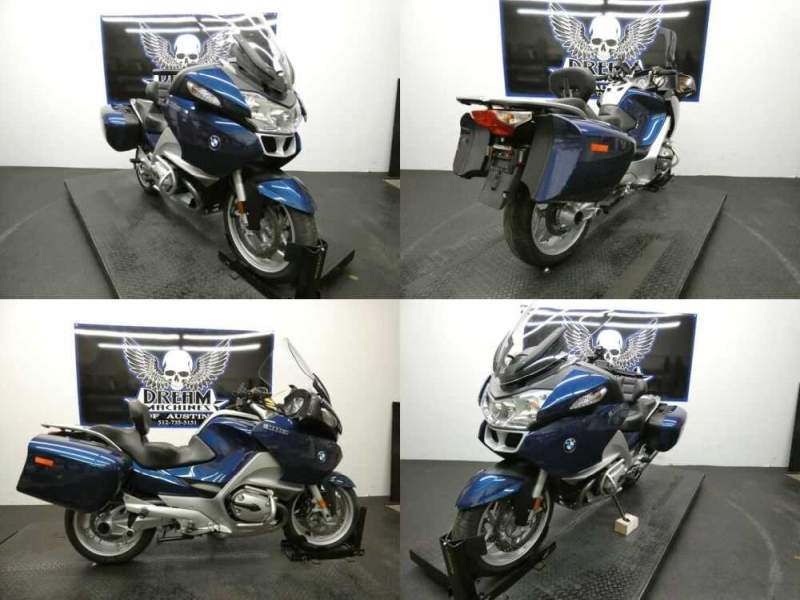 2009 BMW R-Series Blue for sale