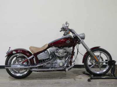 2009 Harley-Davidson Softail CRIMSON RED SUNGLO for sale