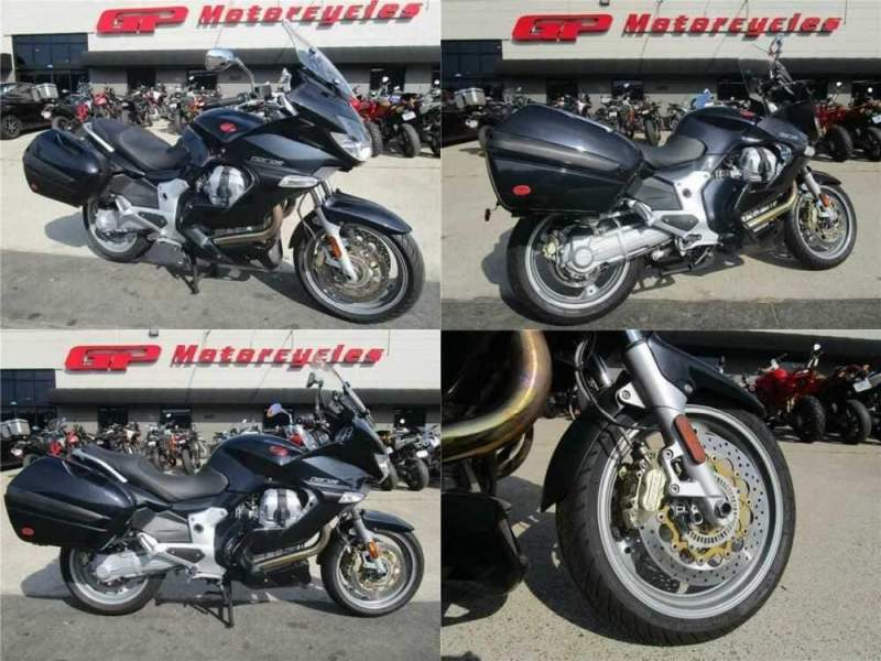 2009 Moto Guzzi Norge 1200 GT Black for sale