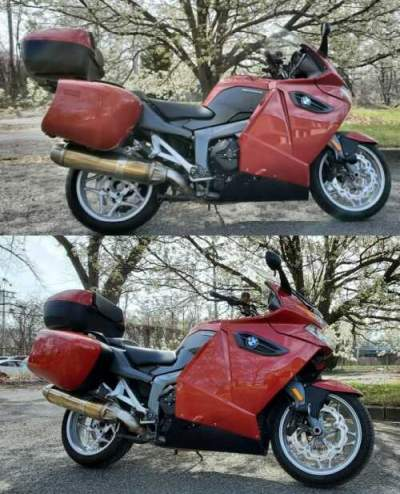 2010 BMW K-Series Red for sale