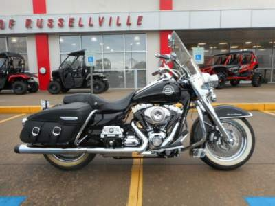 2010 Harley-Davidson Road King Classic Black for sale craigslist