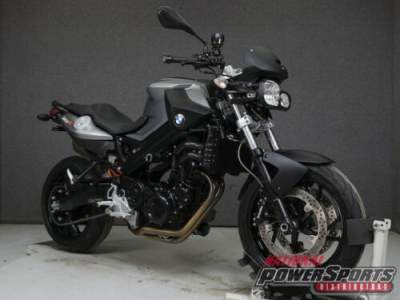 2011 BMW F-Series 800 R Gray for sale
