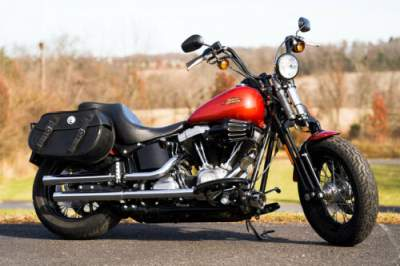 2011 Harley-Davidson Softail Sedona Orange Pearl for sale craigslist photo