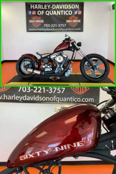 2011 Other Makes 69 CHOPPER X CANDY BRANDYWINE for sale craigslist photo