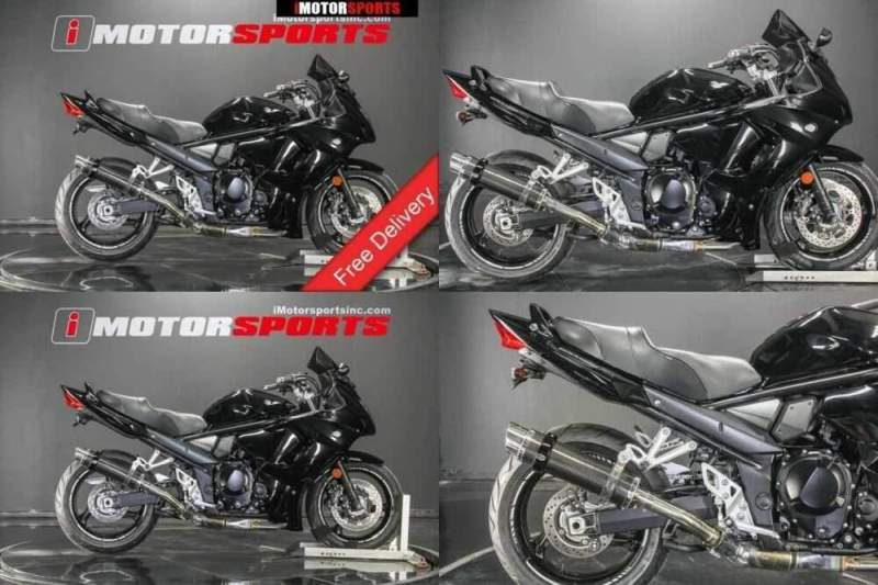 2011 Suzuki GSX 1250FA Black for sale