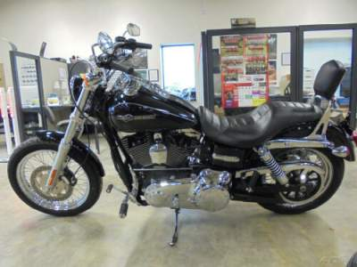 2012 Harley-Davidson Dyna Glide Super Glide Custom Black for sale