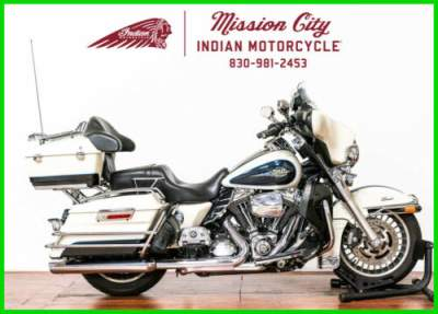 2012 Harley-Davidson Touring Birch White / Midnight Pearl for sale