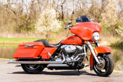 2012 Harley-Davidson Touring Tequila Sunrise for sale craigslist